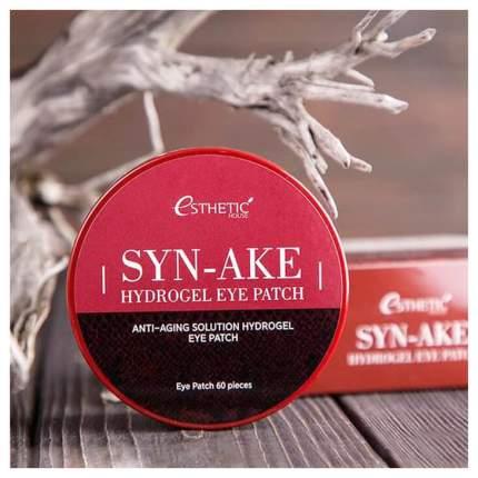 Патчи для глаз Esthetic House Syn-Ake Hydrogel Eye Patch 60 шт