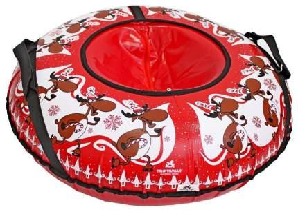 Тюбинг Тяни-Толкай 83 см новогодний олень