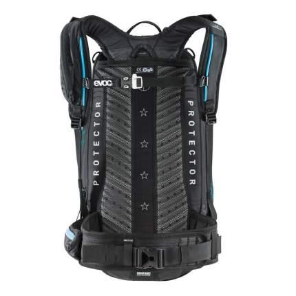 Рюкзак для лыж и сноуборда EVOC FR Guide Blackline M/L, black, 30 л