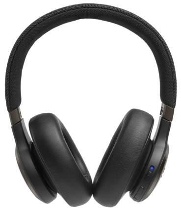 Беспроводные наушники JBL Live 650BTNC Black