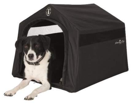 Будка Trixie King of Dogs размер 59×54×70см, черный
