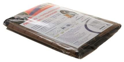 Пеленки для домашних животных V.I.Pet Многоразовая пеленка-коврик 80 х 65 см коричневая