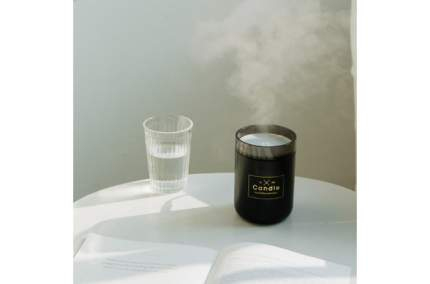 Аромадиффузор ZDK Aroma Air 2 Black (дизайн в виде свечи)