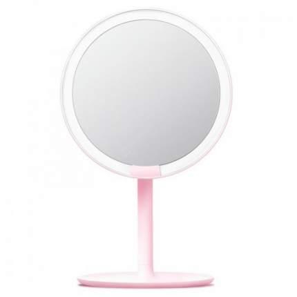 Xiaomi Amiro Lux High Color Pink Зеркало для макияжа AML004P