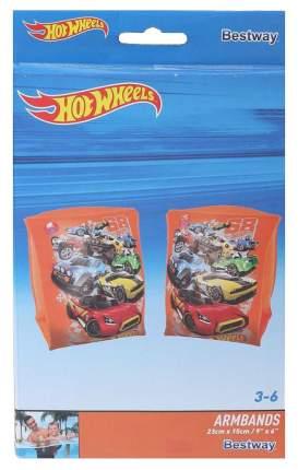 Нарукавники для плавания Hot Wheels, 23 х 15 см Bestway