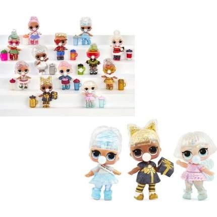 Кукла LOL Surprise Зимнее диско Glitter Globe Winter Disco