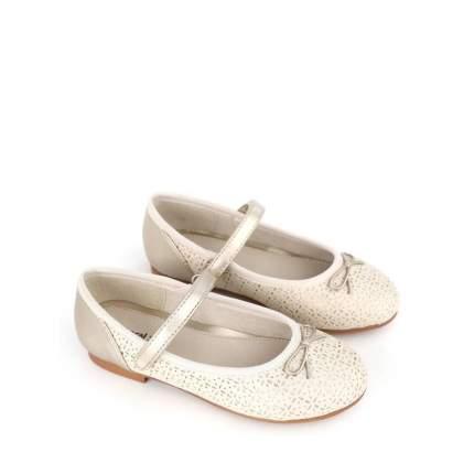 Туфли MAYORAL, бежевые, 33 р-р