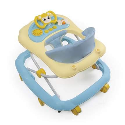 Ходунки Baby Care Optima синие