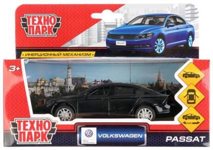 """Модель инерционная """"VW Passat"""", 12 см, черный"""