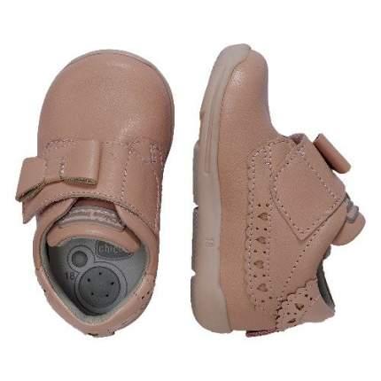 Ботинки Chicco Gardenia для девочек, размер 21, цвет розовый
