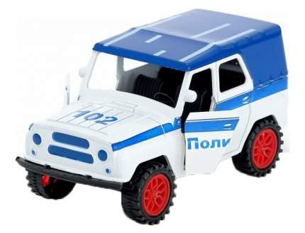 Машина автоград инерционная  полиция, №sl-02761d