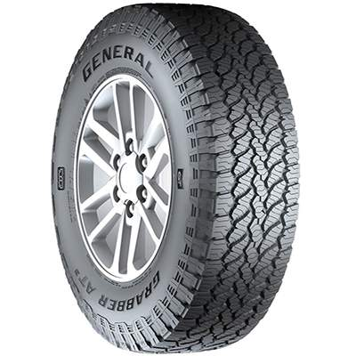 Шины General Tire Grabber AT3 225/70 R15 100T