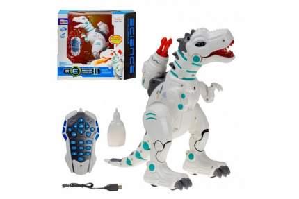 Радиоуправляемый динозавр Yearoo Toy с паром и стрелами 88002