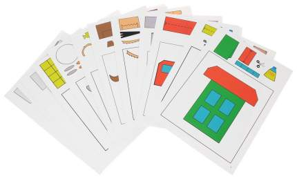 Ручной труд. Бумага и дополнительные материалы. 5-6 лет: 24 красочные карты