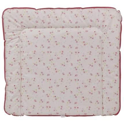 Доска пеленальная мягкая Polini Kids Disney baby Минни Маус Фея, 77x72, розовый