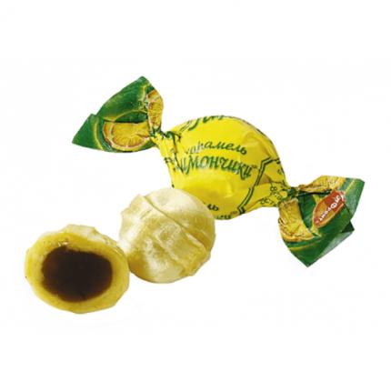Карамель Рот Фронт лимончики 500 г