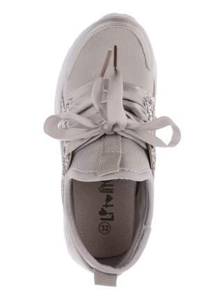 Кроссовки LITOLITO Fashion, цвет: серый, размер: 33