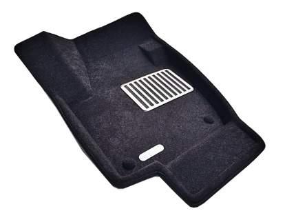 Комплект ковриков в салон автомобиля для Skoda Euromat Original Lux (em3d-004508)