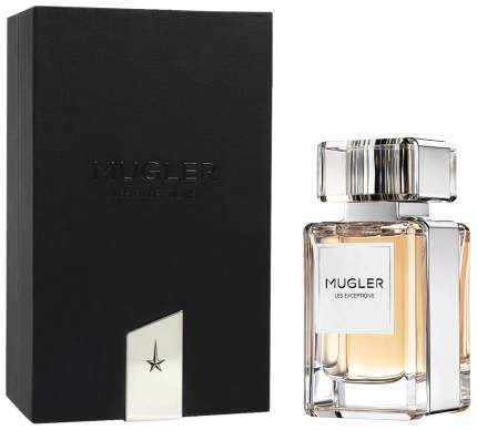 Парфюмерная вода Mugler Les Exceptions Over The Musc 80 мл