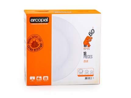 Набор столовой посуды Arcopal Zelie 19 пр