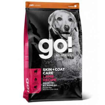 Сухой корм для собак GO!, ягненок, 11,35 кг