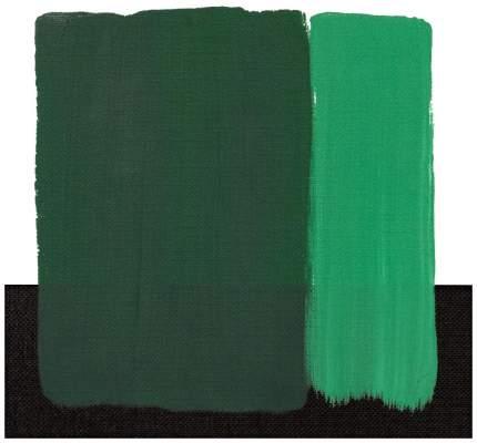 Масляная краска Maimeri Artisti зеленый лак 40 мл