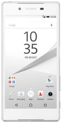 Смартфон Sony Xperia Z5 32Gb White (E6653)