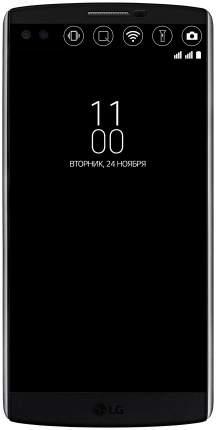 Смартфон LG V10 64Gb Black (H961S)
