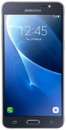 Смартфон Samsung Galaxy J7 (2016) 16Gb Black (SM-J710)