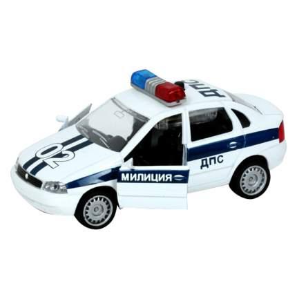 Полицейская Машинка Технопарк Лада Калина 1:32 ДПС