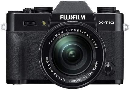 Фотоаппарат системный Fujifilm F X-T10 16-50 Black