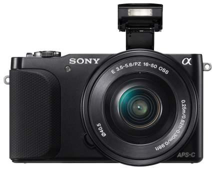 Фотоаппарат системный Sony Alpha NEX-3N Kit Black