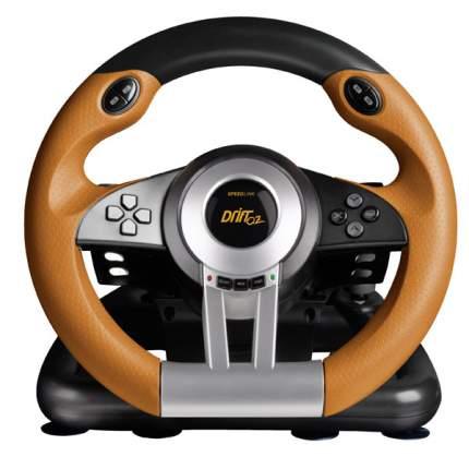 Игровой руль SPEED-LINK DRIFT O.Z. SL-6695-BKOR-01 (SL-6695-BKOR-01)