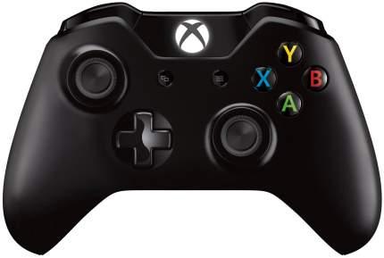 Геймпад Microsoft Xbox One S2V-00018 Black