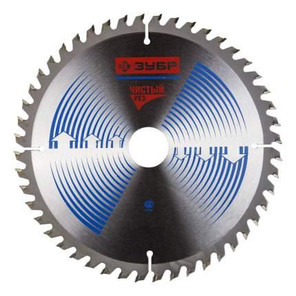 Диск по дереву для дисковых пил Зубр 36905-185-16-48