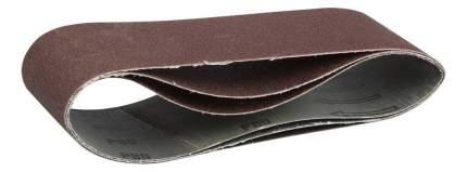Шлифовальная лента для ленточной шлифмашины и напильника Зубр 35542-080