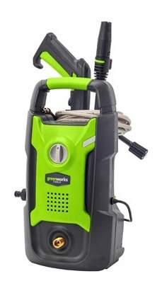 Электрическая мойка высокого давления Greenworks GPWG1 5100007