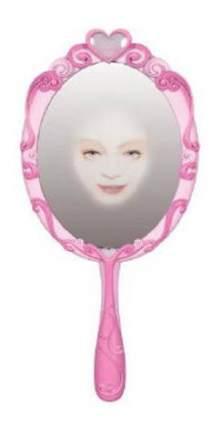 Зеркало волшебное интерактивное Abtoys 16441