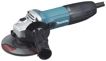 Сетевая угловая шлифовальная машина Makita GA5030K