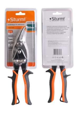 Ручные ножницы по металлу Sturm! 1074-02-03