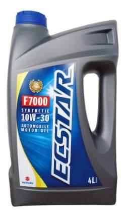 Моторное масло SUZUKI Ecstar Synthetic SAE 10W-30 (4л)
