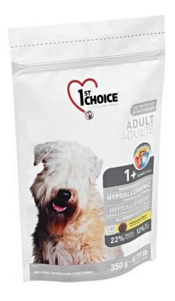 Сухой корм для собак 1st choice Adult Hypoallergenic, гипоаллергенный, утка, 0,35кг