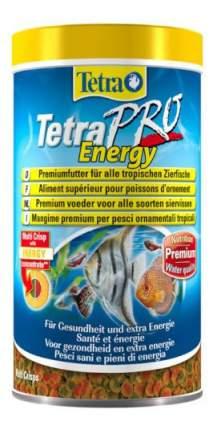 Корм для рыб Tetra PRO Energy, для дополнительной энергии, чипсы, 500 мл
