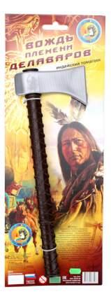 Колющее и режущее игрушечное оружие Счастливое детство Томагавк Кождь племени Делаваров
