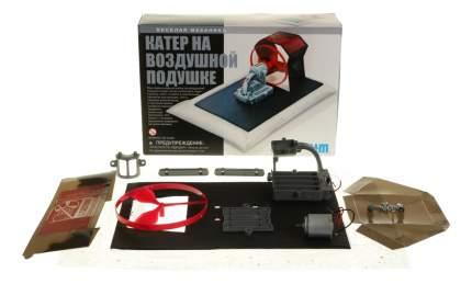 Конструктор пластиковый Катер на воздушной подушке 4M