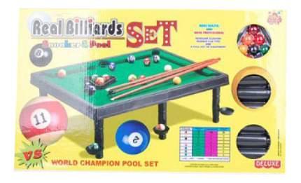 Настольная игра Shantou World Champion бильярд