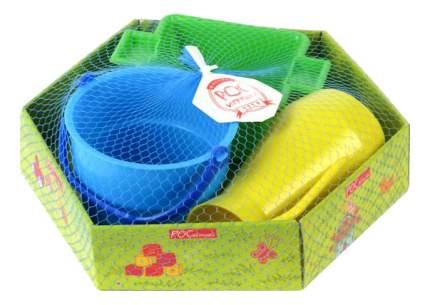 Набор для уборки игрушечный Росигрушка Хозяюшка