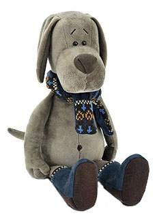 Мягкая игрушка Orange Toys Пёс Барбоська в уггах 30 см
