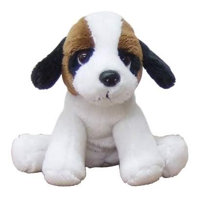 Мягкая игрушка SOYA Щенок породы сенбернар, 16x12x11 см