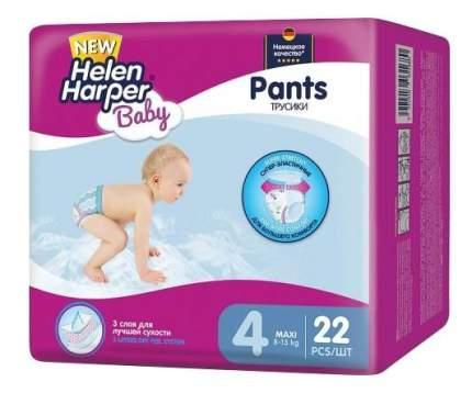 Подгузники Helen Harper Ontex BVBA Baby Maxi 8-13кг 22 шт.